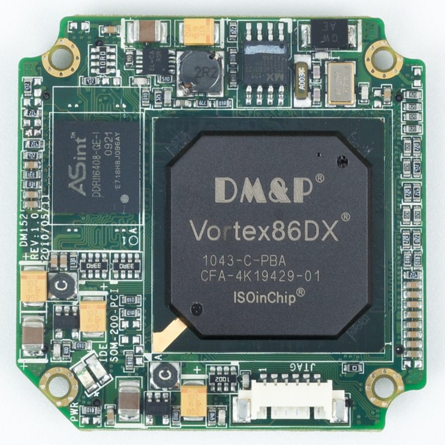 SOM-200RD-PCI-B front