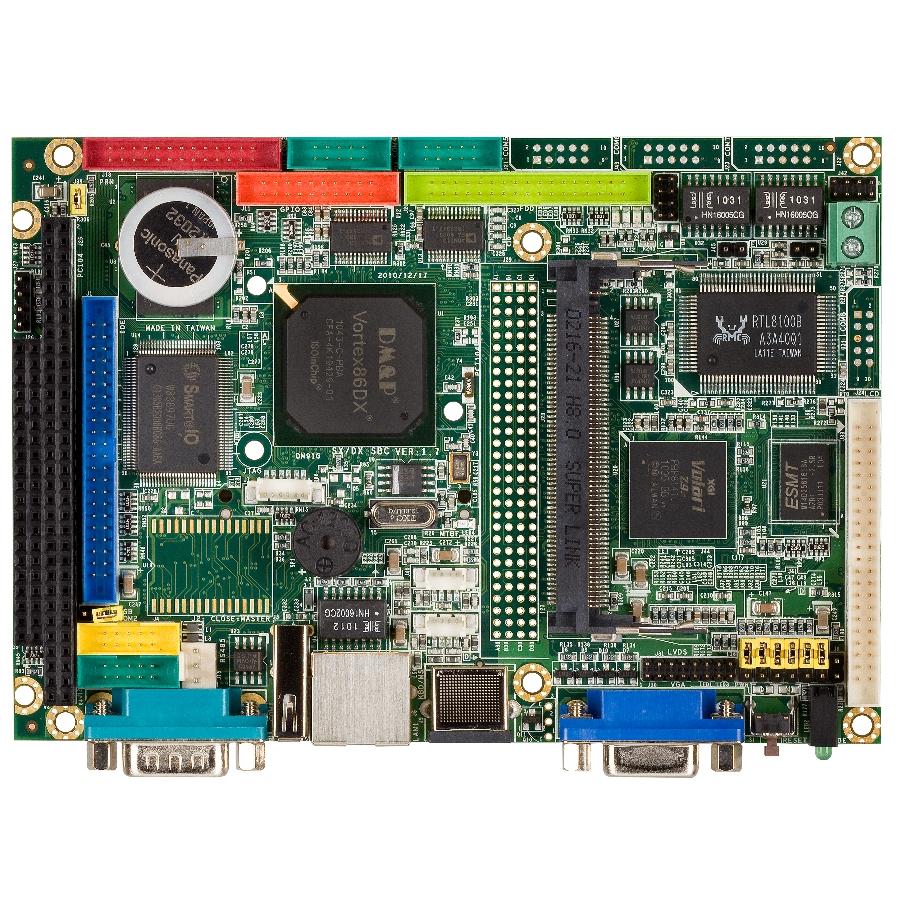 VDX-6326D front