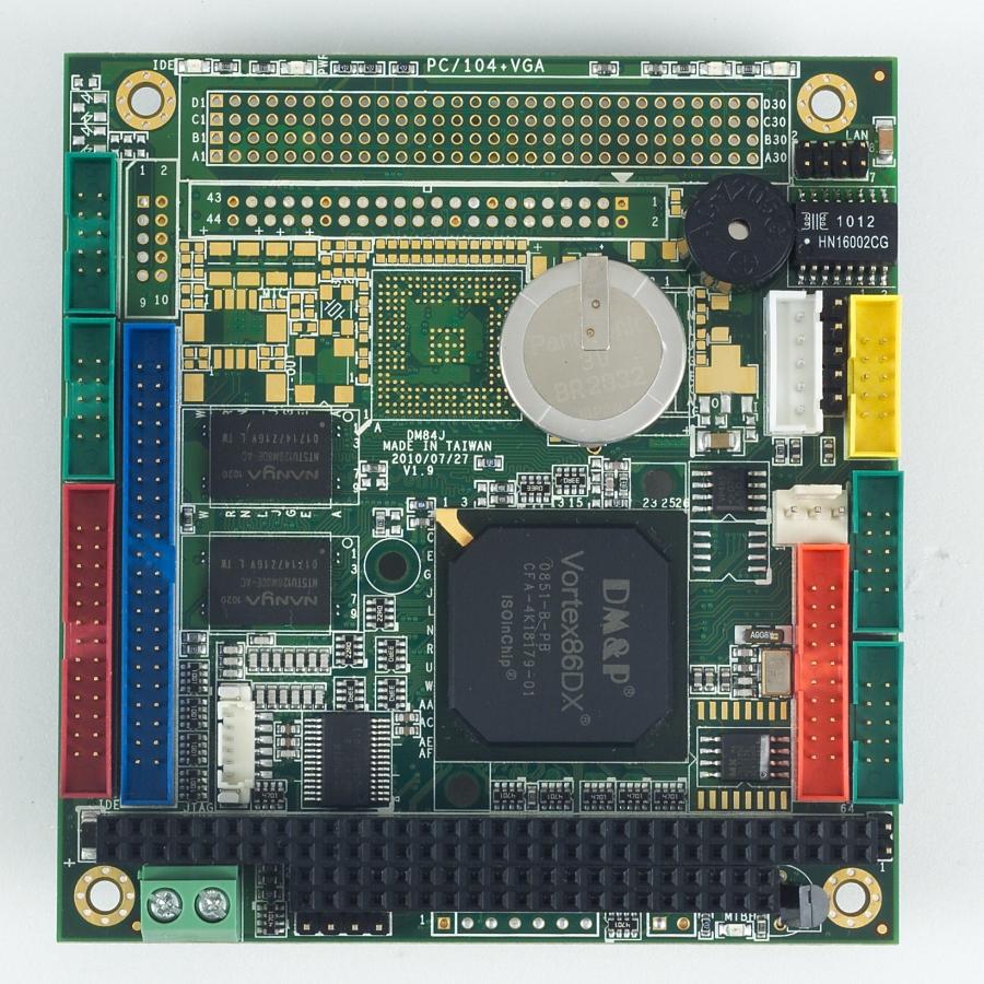 VDX-6350DE front