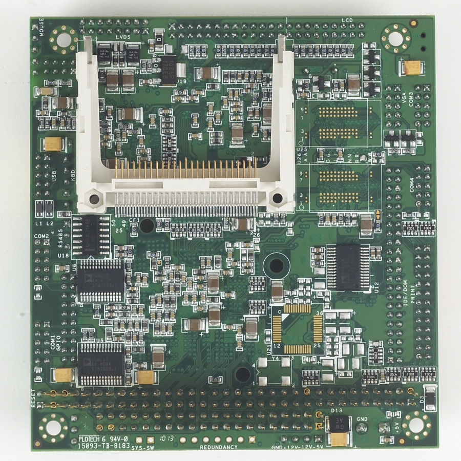 VDX-6353D back