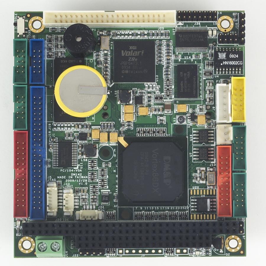 VDX-6353D front
