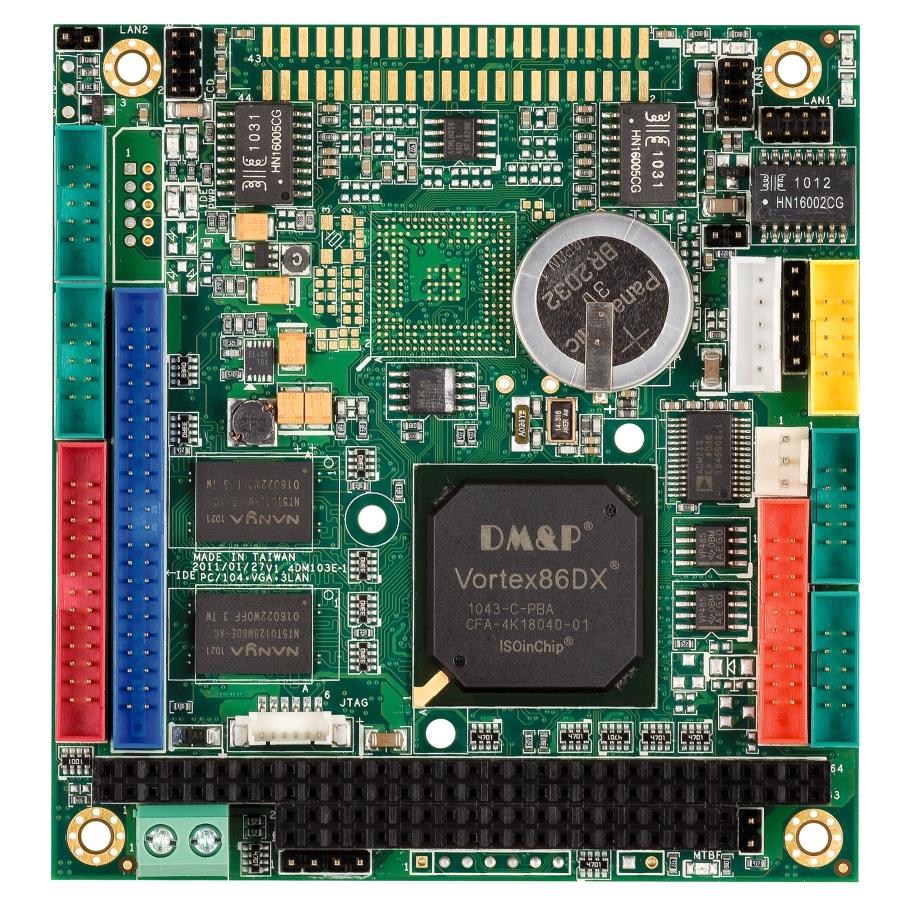 VDX-6356D front