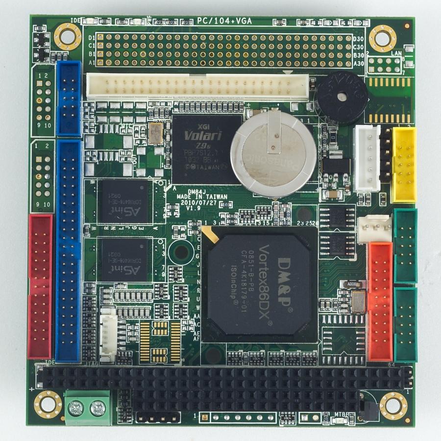 VDX-6372D front