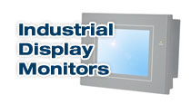 industrial display monitors