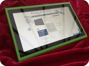 Customised ARCHMI Panel PC