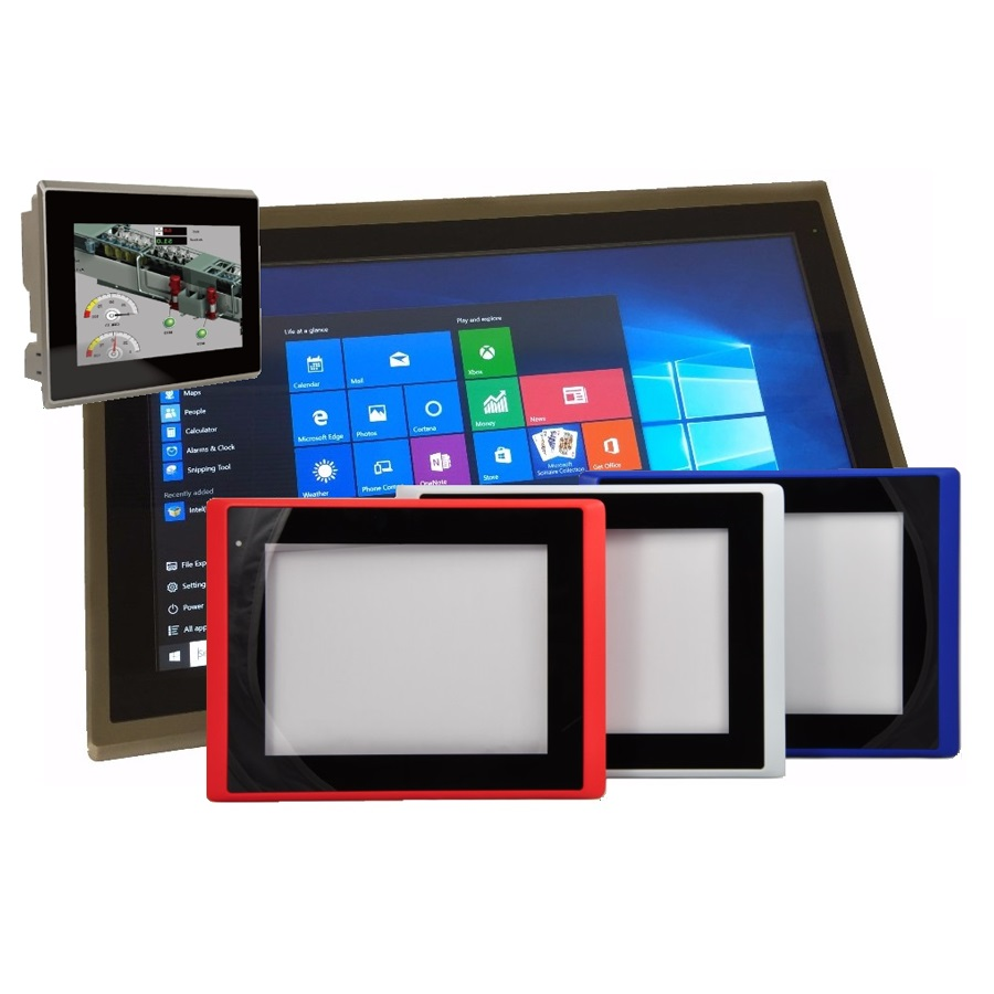 Industrial Touch Screen PC Computer Display Monitor