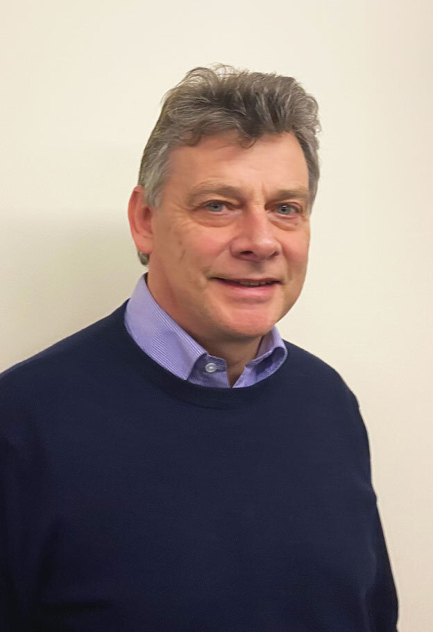 Keith Clutterbuck, Engineering Manager